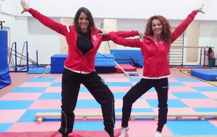 Caterina Fiducia e Loredana Bruno